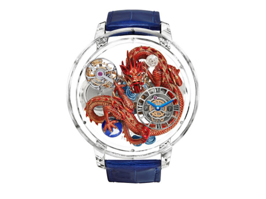 Đồng hồ Jacob & Co Astronomia Flawless Imperial Dragon